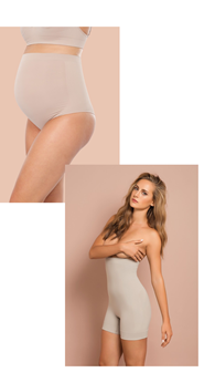 Picture of [DOUBLE SET] MATERNITY PANTY + EMANA SHORTS